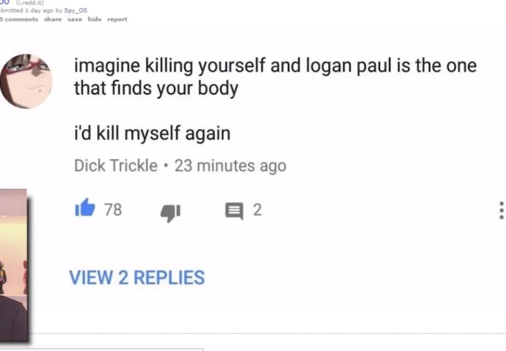 Logan paul - meme