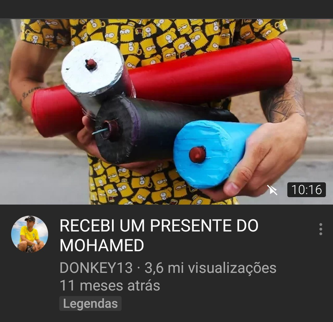 Ta la no YouTube - meme