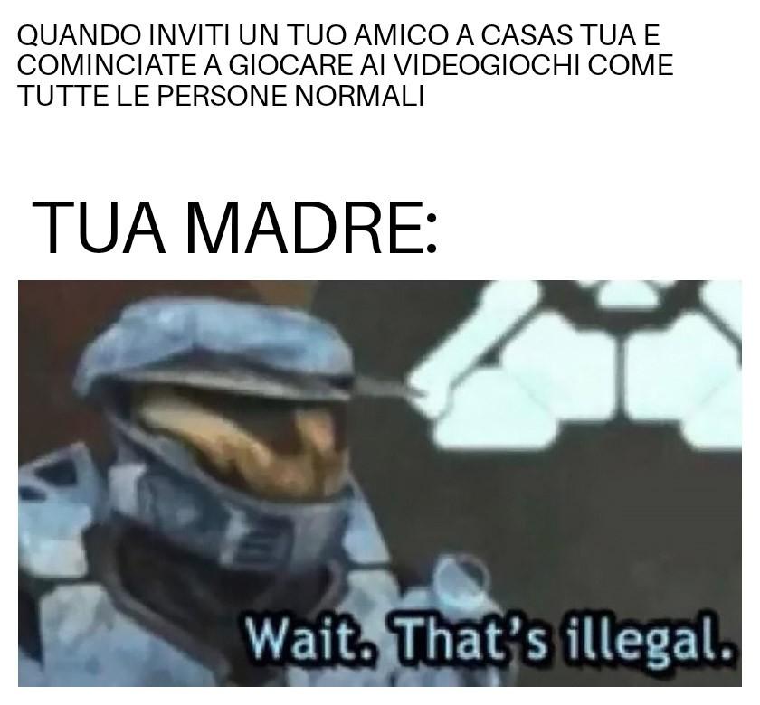 DIO BELLO LE COSE - meme