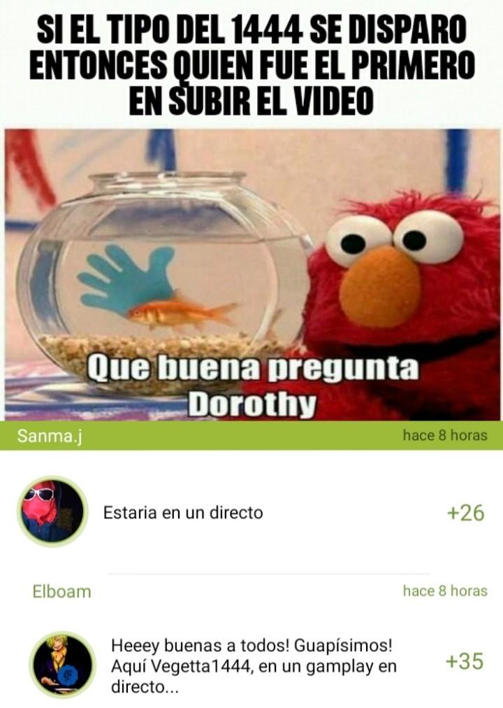 YouTuber de calidad - meme