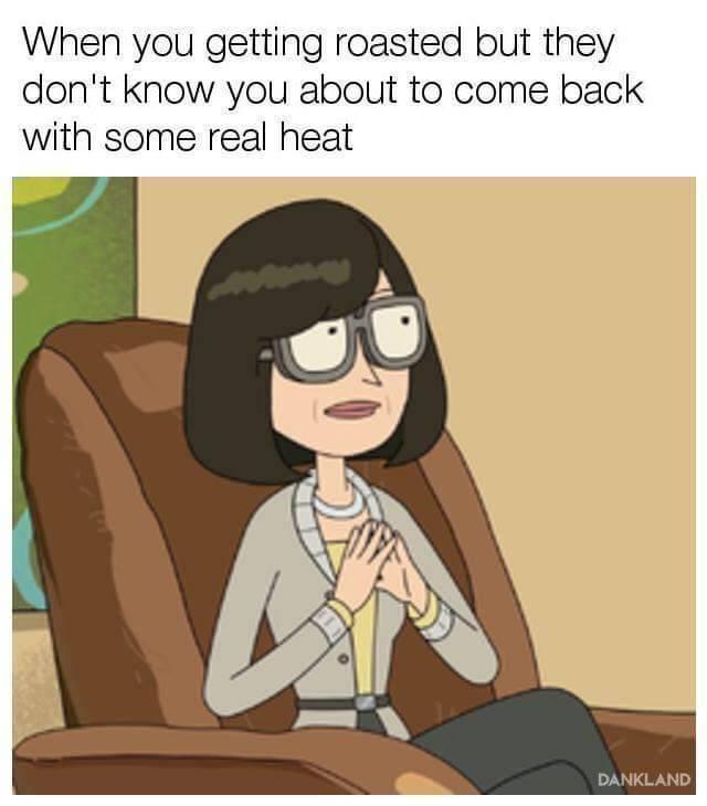 Clap Back - meme