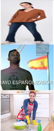 Santiago Abascál es un loquillo - meme