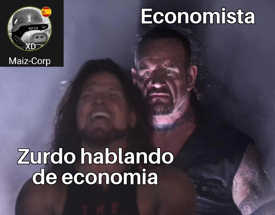 Jimbo,el socialismo no funciona. - meme