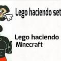 Lego mierdacraft