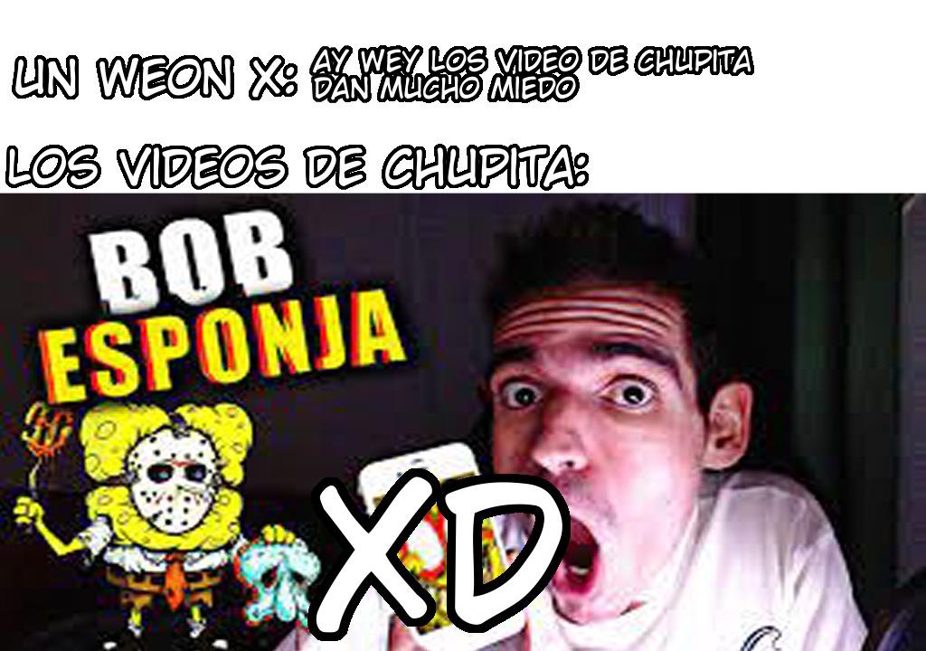 Jajaja Chupita Se Te Quiere Mucho eres un naco y estupido - meme