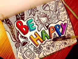 Be happy - meme