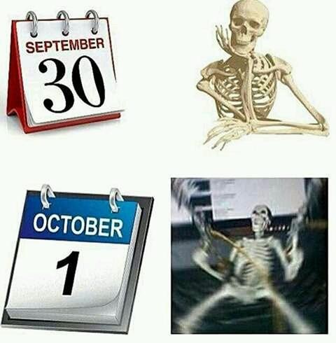 HAHAHAHAHAHAHAHAHAH 2spooky 4u!!!!!!1!! - meme