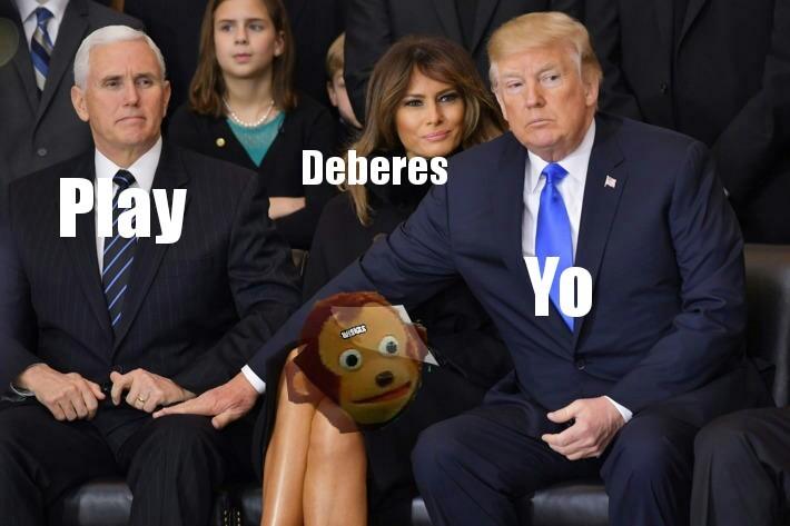 Gajes del oficio - meme