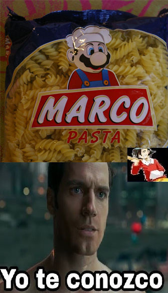 It's a me! Marco! - meme