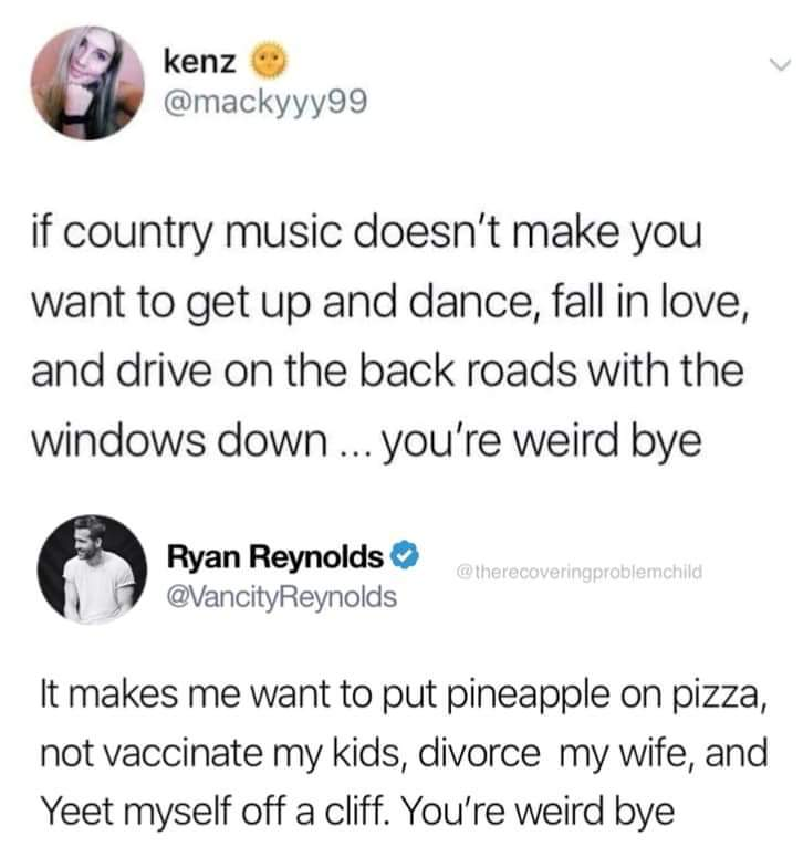 We dont deserve Ryan Reynolds - meme