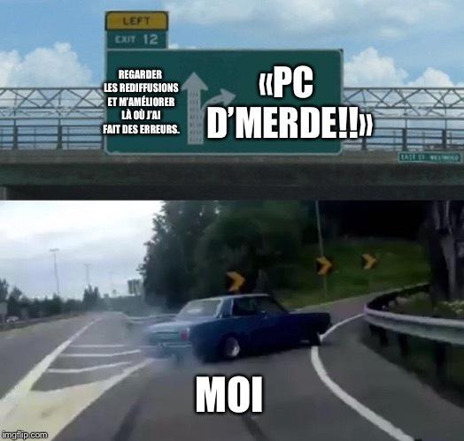 Le titre joue sur PC - meme