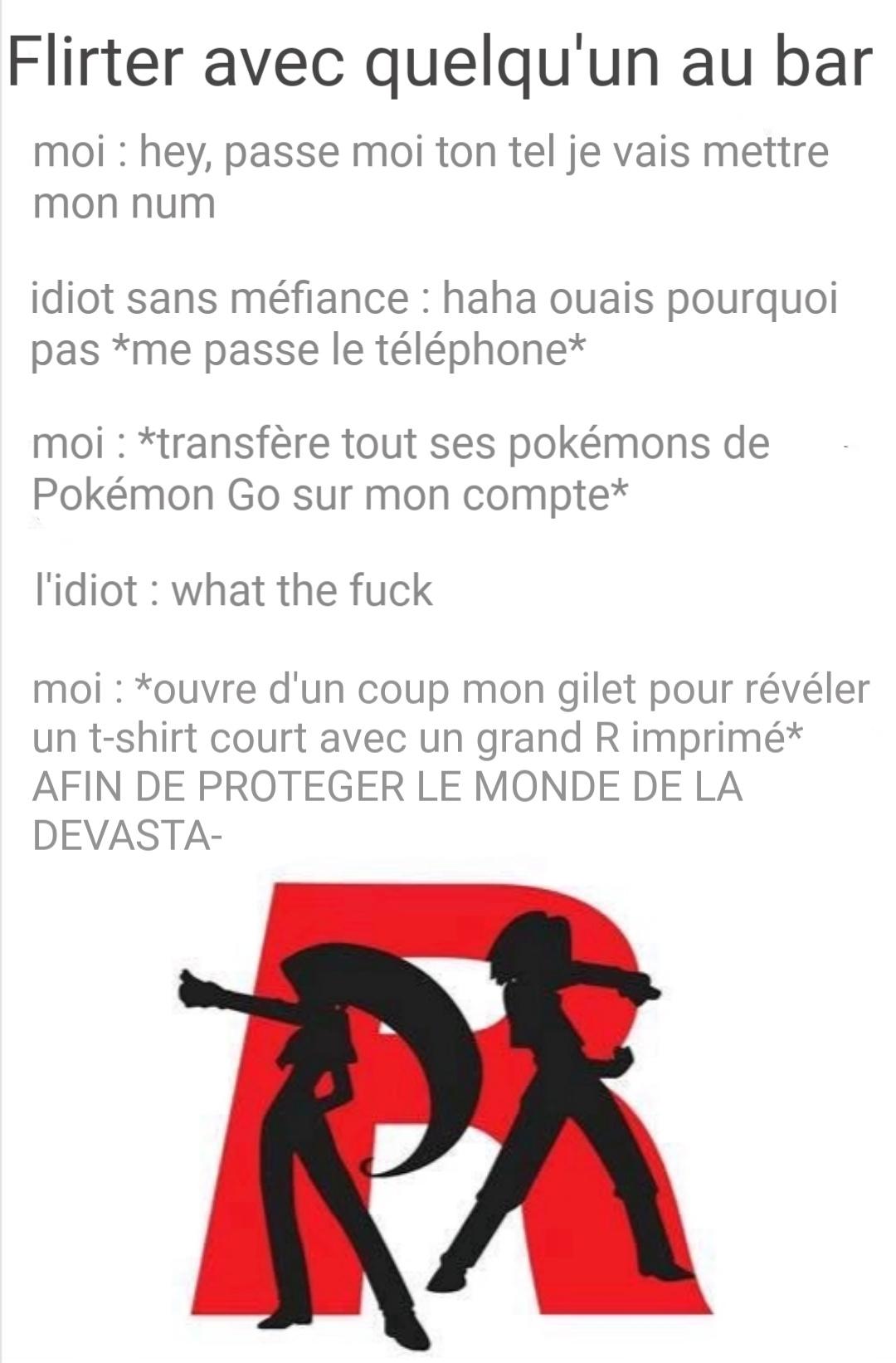 AFIN DE RALLIER TOUT LES PEUPLES A NOTRE NATION - meme