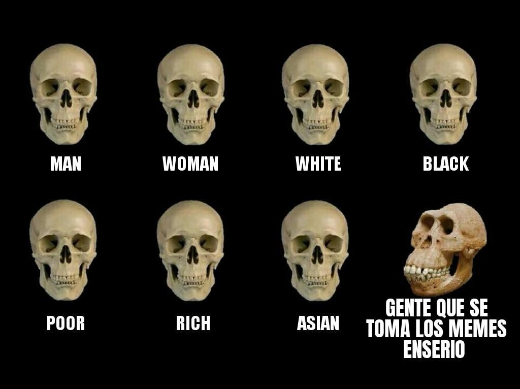 Solo humor - meme