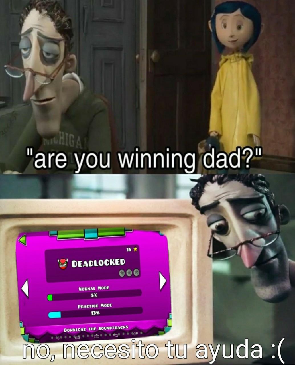 Pobre padre - meme