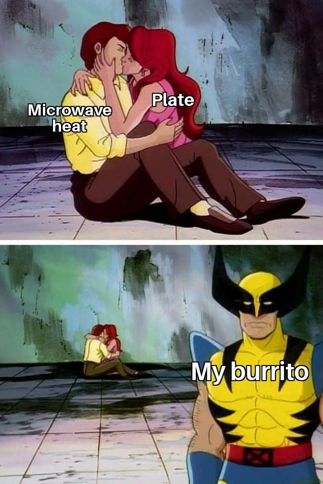 Cold burrito - meme