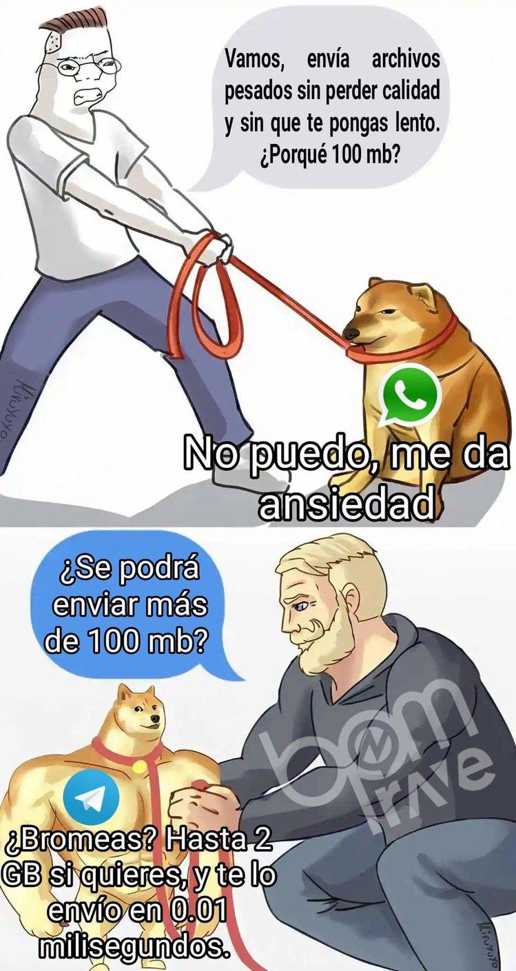 Chad be like - meme