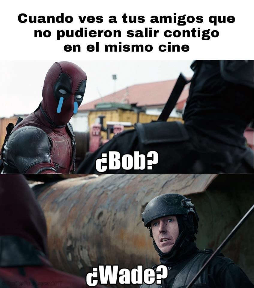 La traición hermano - meme