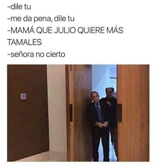 Tamales :v - meme