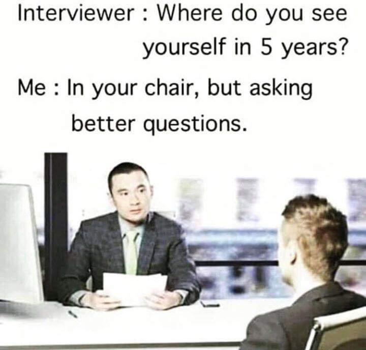 You are hired.... - meme