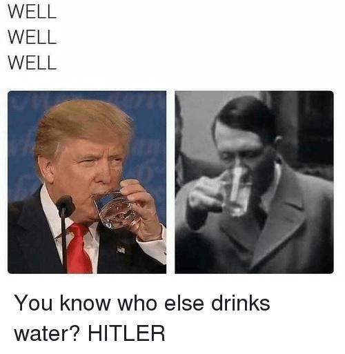 Wel wel wel - meme