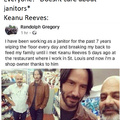 Another miracle of Keanu