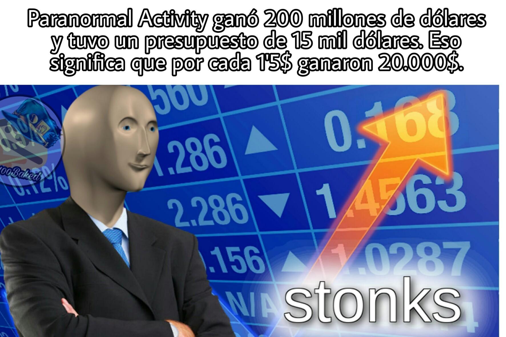 Stonks↗ - meme