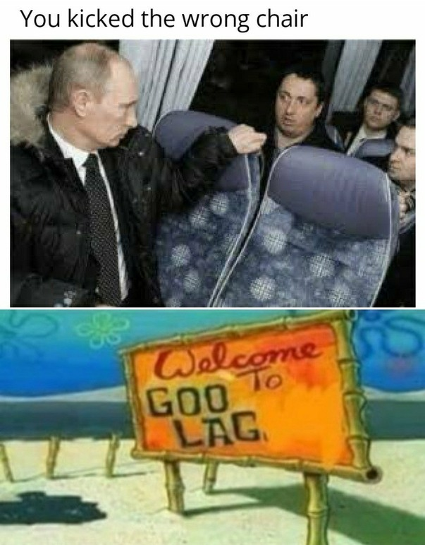 I hate to Brag, but I escaped from Gulag - meme