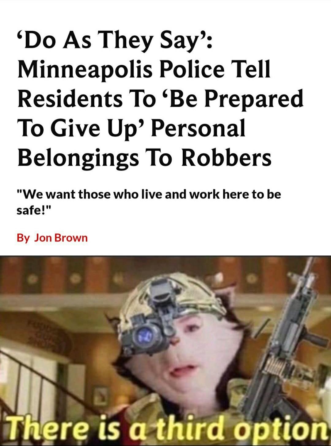 Stay safe everyone - meme