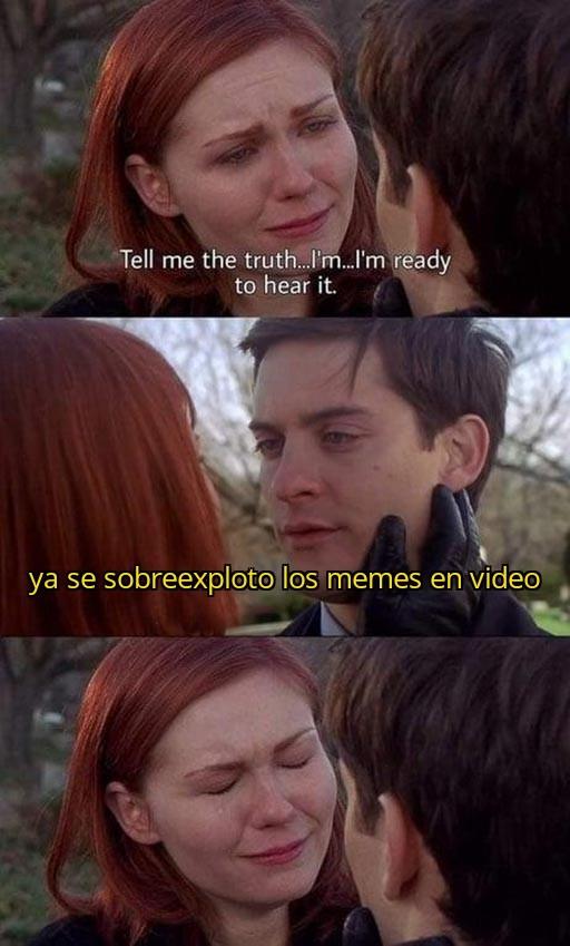 Muchos memes en video