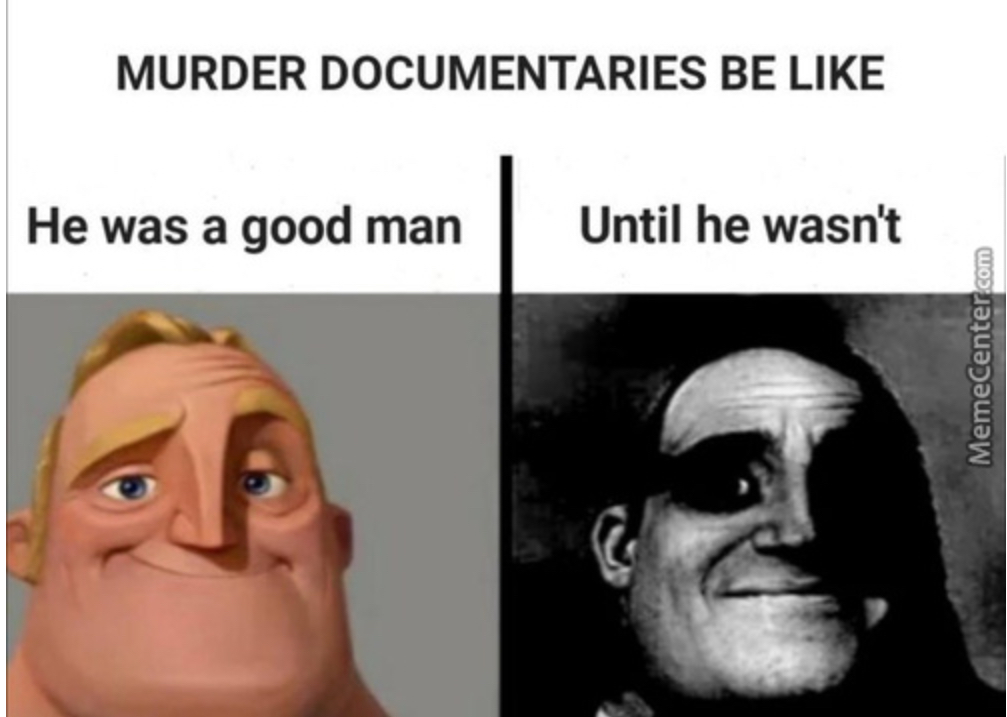 Murder - meme