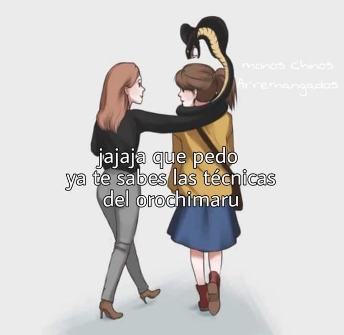 orochimaru - meme