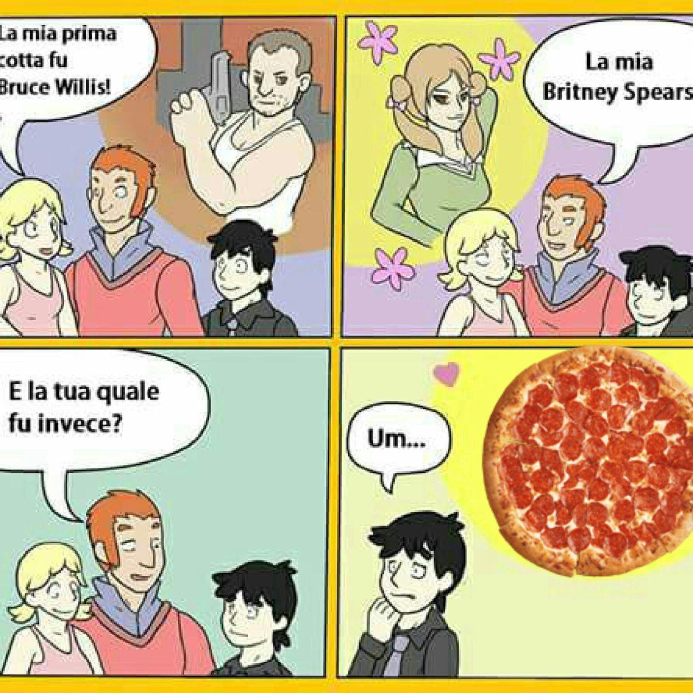 Pizzaaaaaaaaaaaaaaa - meme