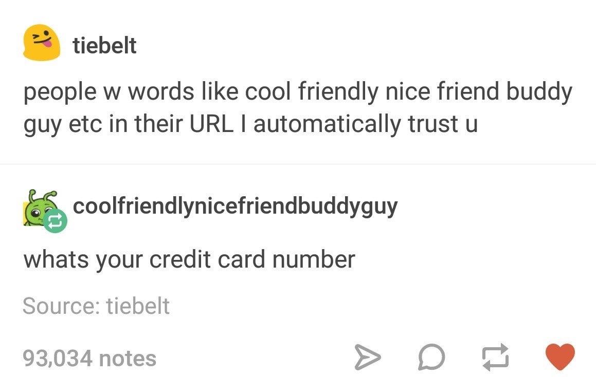 trust? - meme