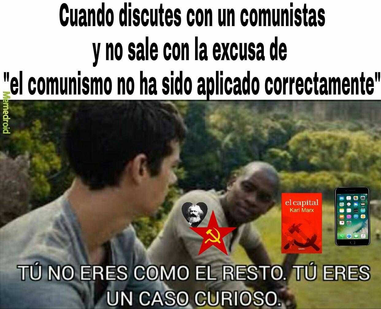 Stos comunistoides - meme