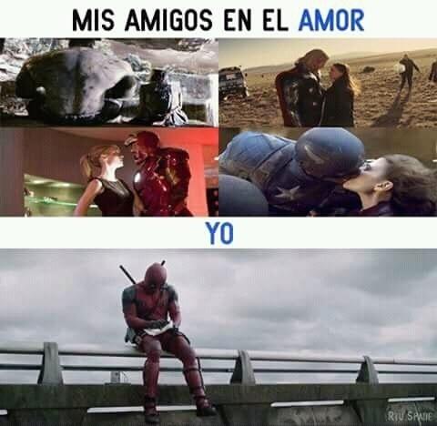 el amor - meme