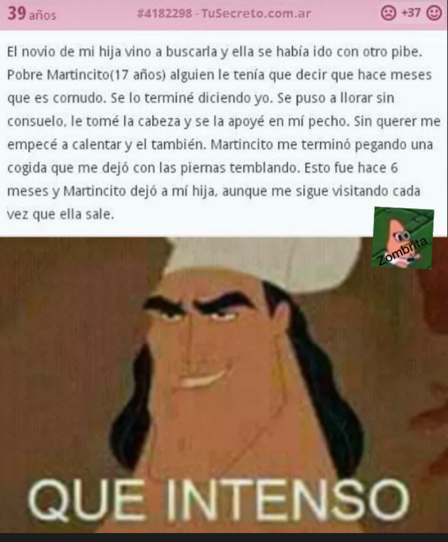 Sorry x la grasa - meme