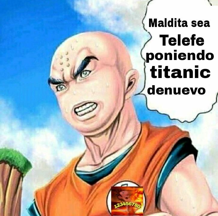 Maldita sea telefe - meme