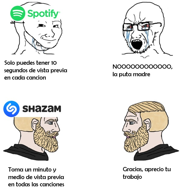 Messirve - meme
