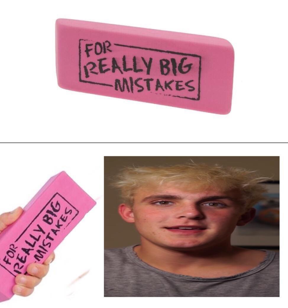 Big mistake - meme