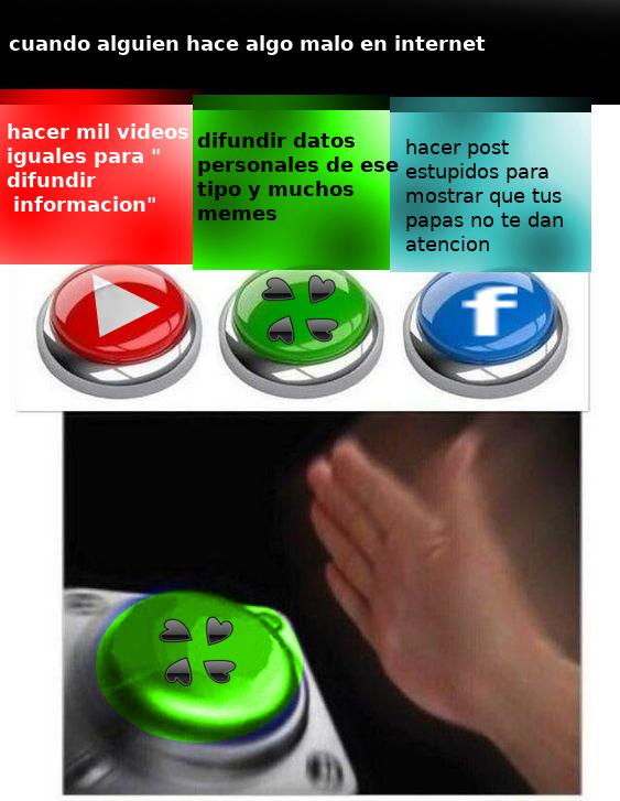 yo prefiero 8chan - meme