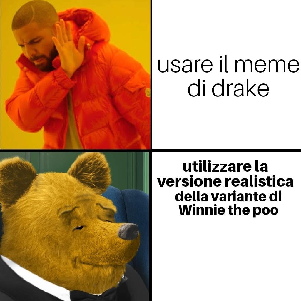 Mooolto meglio - meme
