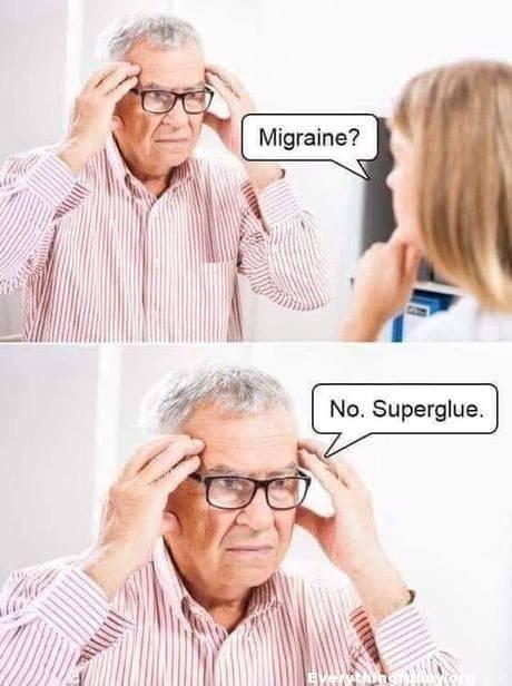 C'est grave docteur - meme