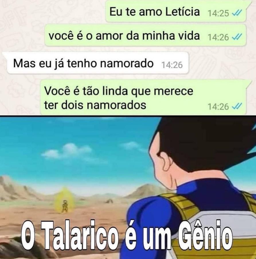 Talarico - meme