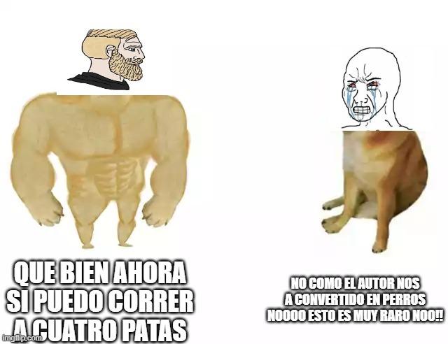 Crossover - meme