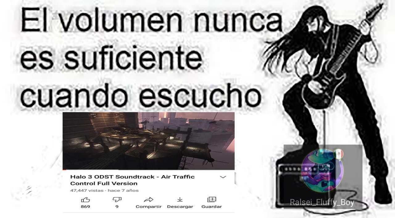 Perdón por la calidad de la imagen :), recomiende canciones - meme
