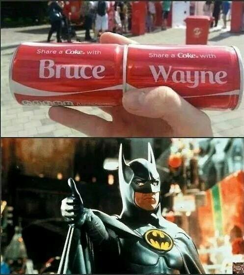 Batman aprueba este meme