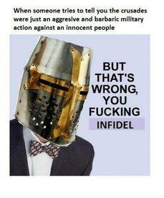 Crusaders 2 - meme