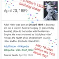I didn't realize he died 10 days after his Birthday, also how has no one mentioned this before today?