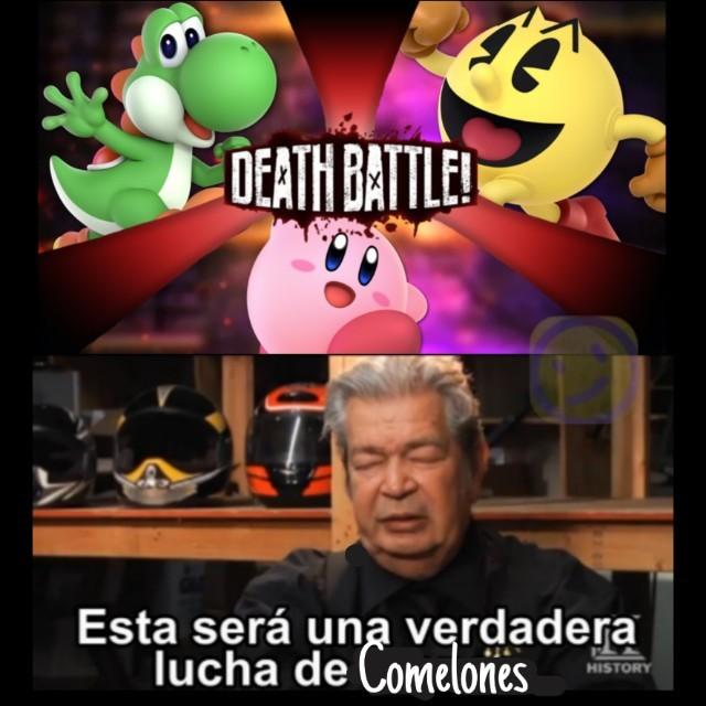 Yo apoyo a Kirby XD - meme