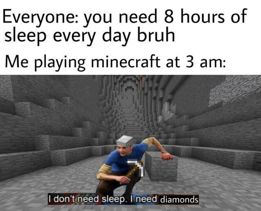 Diamonds - meme